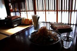 京都西陣・こたつのある町家カフェ「ひだまり」の和風カレー