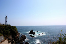 大王埼(大王崎)灯台