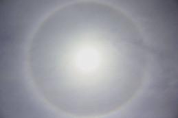 2014年5月4日の日暈