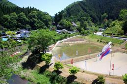福知山市三和町の田園風景