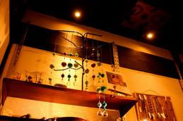 南丹園部のギャラリーカフェ「道の途中」ギャラリー