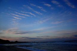 京丹後網野・八丁浜の夕景