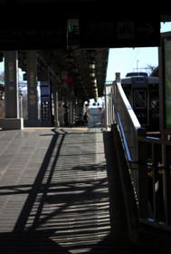 阪急「嵐山」駅