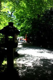 大田神社境内