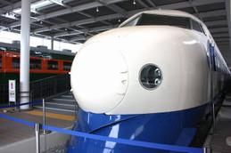 京都鉄道博物館の0系