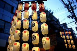 祇園祭 後祭の宵山