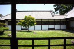 京都御苑閑院宮跡中庭