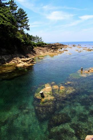 京丹後間人・城島(城嶋)の絶景